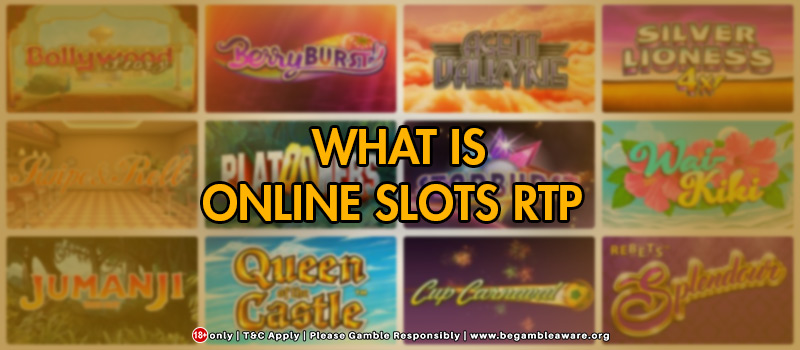 What is Online Slots RTP