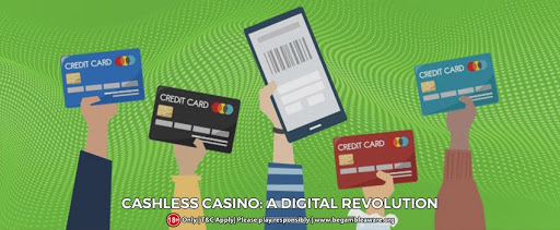 The Evolution of Cashless Casinos in the 21st Century